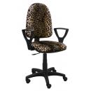 krzesła z nietypowymi tapicerkami